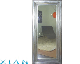 Espejos - Espejos marco plateado ...